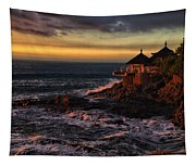 Sunset Hdr Tapestry