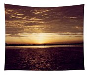 Sunset In Fl Tapestry