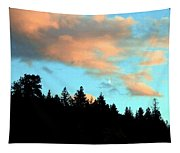 Sunset Moon Tapestry