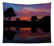 Sunset On The Bladnoch Tapestry