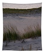 Sunset On The Lake Tapestry
