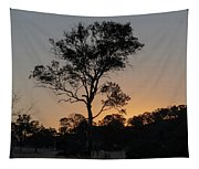 Sunset - Out In The Country Tapestry