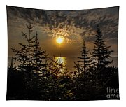 Sunrise Over Lake Huron Tapestry