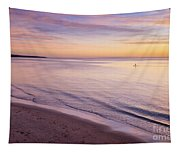 Sunset Paddle Tapestry