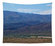 Sunset Point View Tapestry