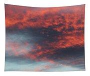 Sunset Skies 052814c Tapestry
