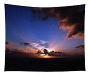 Sunset St. Thomas Tapestry