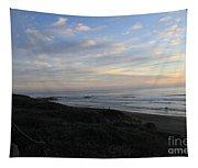 Sunset Surf Tapestry
