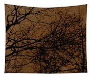 Sunset Winter Tapestry