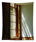 Sunshine Streaming Through Window Tapestry
