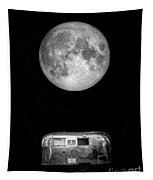 Super Moon Airstream 3 4 Tapestry