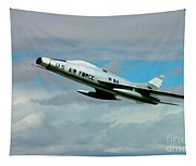 Super Sabre North American F-100  Tapestry