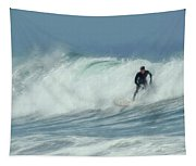 Surfing On The Oregon Coast Tapestry