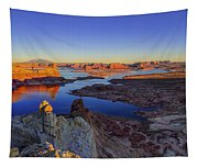 Surreal Alstrom Tapestry