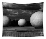 Surreal Globes Tapestry