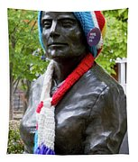 Susan B Anthony Tapestry