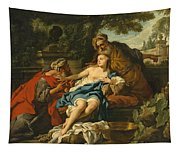 Susanna And The Elders Tapestry