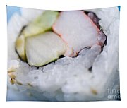 Sushi Roll Tapestry