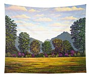 Sutter Buttes In Springtime Tapestry