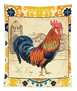 Suzani Rooster 2 Tapestry