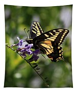Swallowtail Butterfly 1 Tapestry