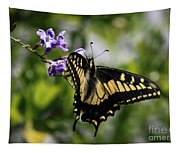 Swallowtail Butterfly 2 Tapestry