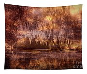 Swamp 3 Tapestry