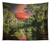 Swamp 1 Tapestry