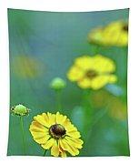 Swamp Sunflower Tapestry