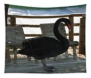 Swan Chairs Tapestry