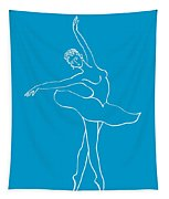 Swan Lake Dance Tapestry