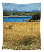 Swan Lake Tapestry