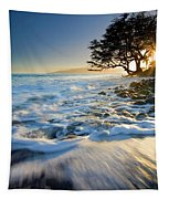 Swept Out To Sea Tapestry