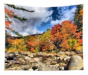 Swift River New Hampshire Tapestry