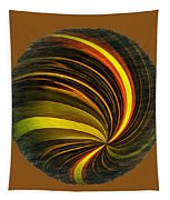 Swirls And Curls Tapestry