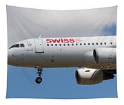 Swiss Airlines Airbus A320 Tapestry