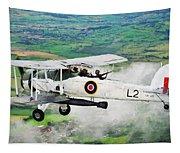 Swordfish Aircraft 2 Tapestry