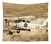Swordfish Aircraft Tapestry