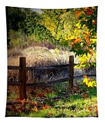 Sycamore Grove Fence 1 Tapestry