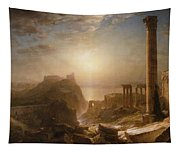 Syria By The Sea Tapestry