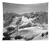 T-404403 Winter View North Cascades Tapestry