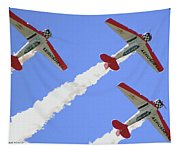 T6 Aerobatics Tapestry
