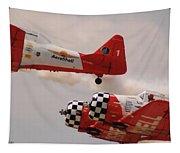T6 Aerobatics II Tapestry