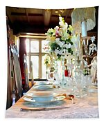 Table Setting Tapestry
