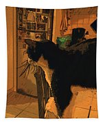 Taddeo E Il Frigo Tapestry