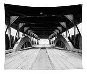 Taftsville Covered Bridge Tapestry