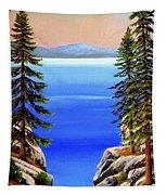 Tahoe Notch Tapestry