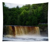 Tahquamenon Lower Falls Upper Peninsula Michigan 10 Tapestry