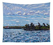 Tail Wind Tapestry