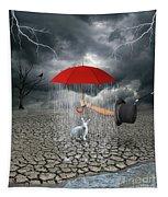 Take This.. It May Rain Tapestry